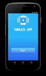 Vibrator App screenshot 3/4