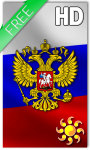 Russia Flag LWP screenshot 1/2
