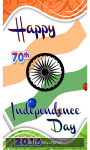 Indian Flag Live Wallpaper - Independence Day screenshot 3/6