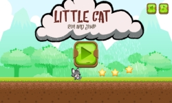 Little cat run and jump screenshot 4/4
