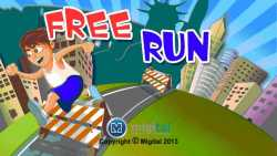 Free Run Free screenshot 1/6