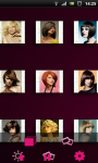 Medium Hairstyles screenshot 2/6
