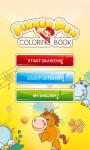 FingerPen coloring-in book Full Version screenshot 1/6