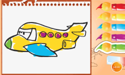 FingerPen coloring-in book Full Version screenshot 4/6