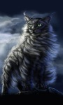 Cat Winds Live Wallpaper screenshot 3/3