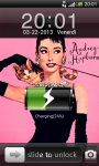 Audrey Hepburn Iphone Go Locker AA screenshot 2/3