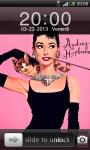 Audrey Hepburn Iphone Go Locker AA screenshot 3/3