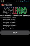 Mzalendo Quiz screenshot 1/6