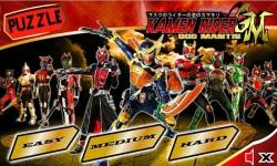 Kamen Rider Puzzle  screenshot 1/5