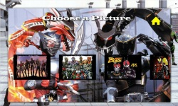 Kamen Rider Puzzle  screenshot 2/5
