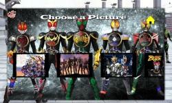 Kamen Rider Puzzle  screenshot 3/5