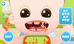 Baby Dentist Games screenshot 1/3