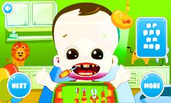 Baby Dentist Games screenshot 3/3