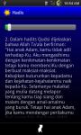 1100 Hadis Terpilih Malay screenshot 3/6