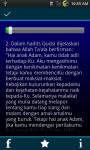 1100 Hadis Terpilih Malay screenshot 4/6