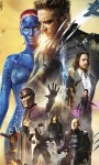 Free The X-Man movie Live Wallpaper screenshot 2/6
