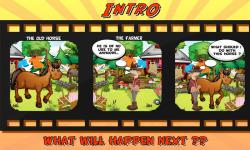 Free Hidden Object Games - The Horse n The Monkey screenshot 2/4