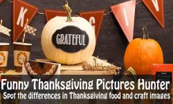 Thanksgiving Picture Hunter - Spot the differences screenshot 1/6