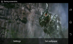 Transformers Optimus Prime Live Wallpaper screenshot 2/6