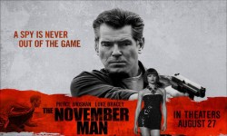 The November Man Movie Wallpaper screenshot 3/3