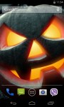Halloween Live Wallpaper 3D parallax effect screenshot 3/5