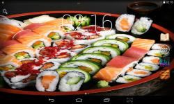 Exotic Food Wallpaper screenshot 1/3