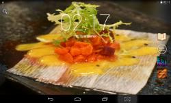 Exotic Food Wallpaper screenshot 2/3