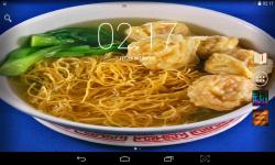 Exotic Food Wallpaper screenshot 3/3