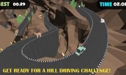 Mountain Hill Climb Rally screenshot 1/2