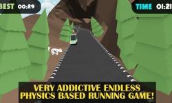 Mountain Hill Climb Rally screenshot 2/2