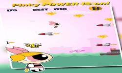 Rocket Girl : Flying Challenge for Pink Princess screenshot 1/5
