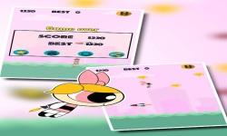 Rocket Girl : Flying Challenge for Pink Princess screenshot 2/5