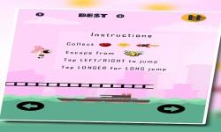 Rocket Girl : Flying Challenge for Pink Princess screenshot 4/5