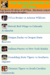 Top Sports Rivalries of All Time screenshot 2/3