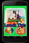 School Lunch Tips screenshot 1/3