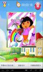 The Adventure Of Dora Theme Puzzle screenshot 4/5