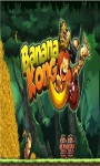 Banana Kong Game screenshot 1/6