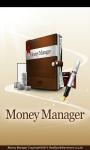 Money-manager screenshot 1/3