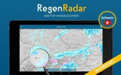 RegenRadar Pro source screenshot 2/6