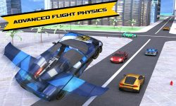 Car Racing Real Flying game screenshot 1/4