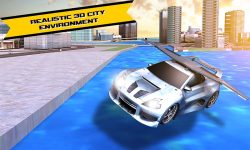 Car Racing Real Flying game screenshot 2/4