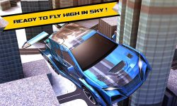 Car Racing Real Flying game screenshot 3/4