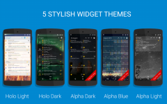DigiCal Kalender single screenshot 1/6
