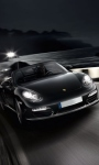 Porsche in Black Live Wallpaper screenshot 3/4