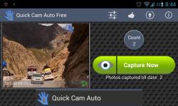 Quick Cam Auto screenshot 2/4