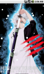 Hitsugaya Bleach Cool Live Wallpaper screenshot 1/5