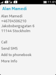 Truecaller - Phone Directory screenshot 2/3