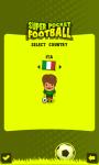 Super Pocket Football 2013 screenshot 3/6