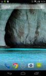 Blue Lagoon Live Wallpaper screenshot 1/5