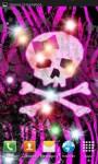 Girly Skull Sparkles LWPfree screenshot 3/3